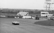 Lotus 11 photo at Silverstone c.1956 (a)